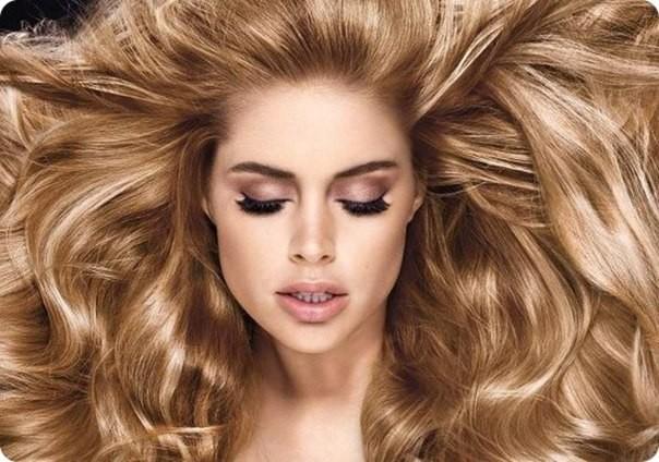 Как сделать волосы густыми и блестящими