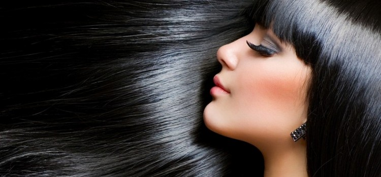 красивые, блестящие волосы