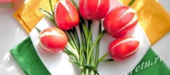 подготоввка помидоров