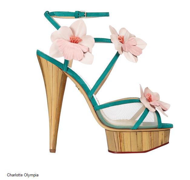 модная женская обувь 2013