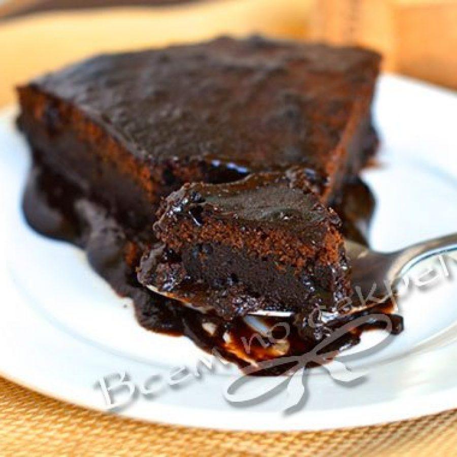 рецепт очень вкусного шоколадного торта