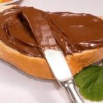 Шоколадная паста по домашнему рецепту
